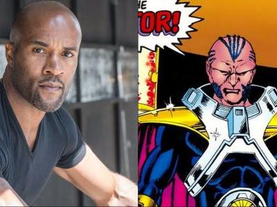 Arrowverse Elseworlds Crossover Event Casts DC Villain The Monitor