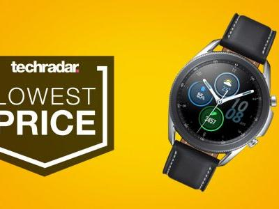 These Samsung Galaxy Watch 3 deals just beat the all time lowest price