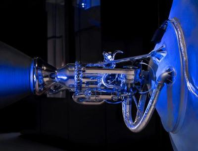 Huge AI-Powered Robots Are 3D-Printing Rockets