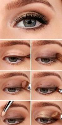 The 6 Step Eye Makeup Tutorial for Redheads