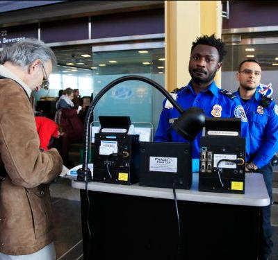 The TSA is giving unpaid security screeners a $500 bonus during the government shutdown