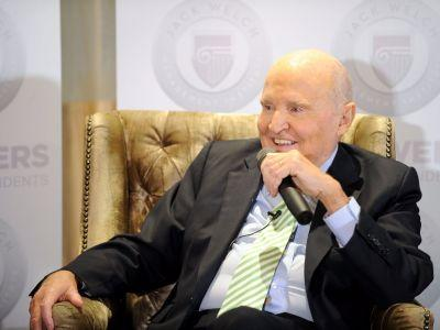 Former GE CEO Jack Welch says leaders have 5 basic traits - and only 2 can be taught
