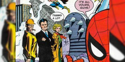 Spider-Man: Homecoming - What Is Damage Control?