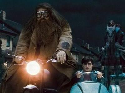 Hagrid's Magical Creatures Motorbike Adventure At Universal Orlando Will Take You Into A Real Forbidden Forest