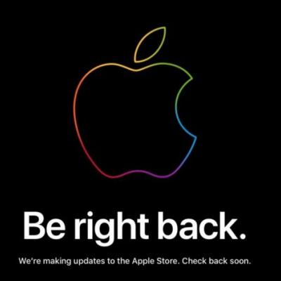 Apple's Online Store Goes Down Amid AirPower and new iPad Rumors
