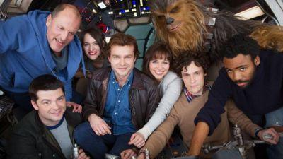 Star Wars: First Photo from the Set of the Han Solo Movie!