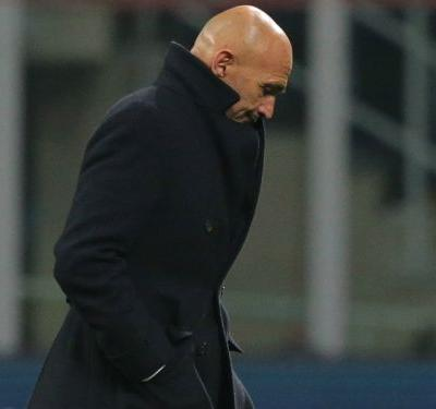 Tension and anxiety got to Inter, laments Spalletti