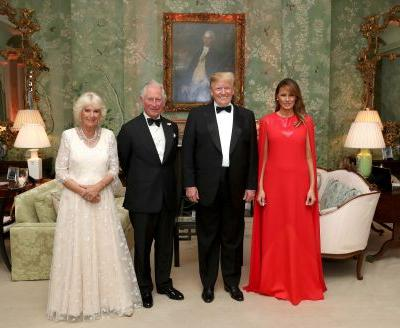 Trump Tears Into Chuck Schumer After Dinner With Prince Charles and Camilla: 'What a Creep'