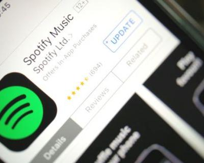 Spotify files complaint against Apple in Europe over 'unfair' fees and restrictions