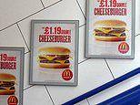 Junk food advertising will be banned across London's public transport next year
