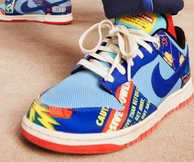 """Nike Commemorates Chinese New Year With A Dunk Low """"Firecracker"""" Colorway"""