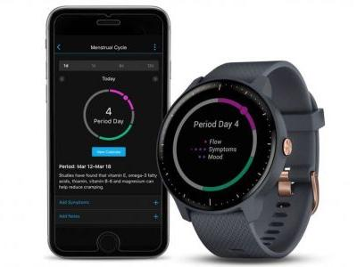 Garmin now offers female health tracking in its app, and on your wrist too