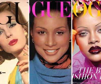 The history of black women gracing the cover of fashion mags