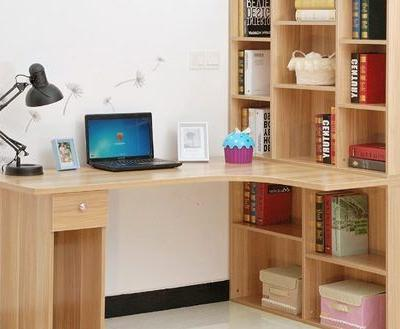 20 New Computer Desk with Bookshelf Images