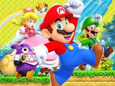 UK software chart error leads to incorrect sales data on New Super Mario Bros. U Deluxe, actual figure is even more impressive