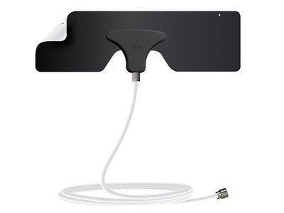 The Mohu Leaf Metro 25-mile HDTV antenna has dropped to its lowest price