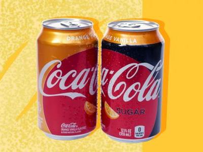 Coke launches new flavor to keep customers from leaving it behind