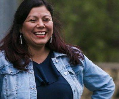 The First Native Woman Democrat in North Dakota Wore Traditional