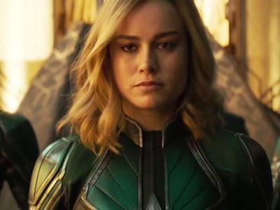 Captain Marvel's Brie Larson Clapped Back At Haters Telling Her To Smile