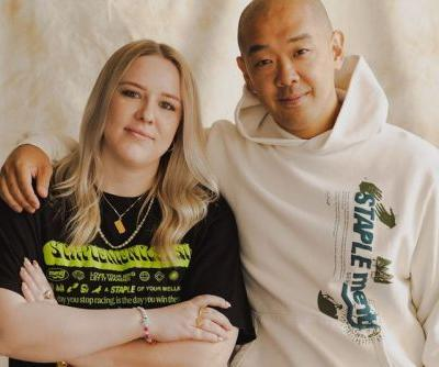 Jeff Staple and Liz Beecroft Team Up to Launch Capsule Collection for Mental Health Awareness