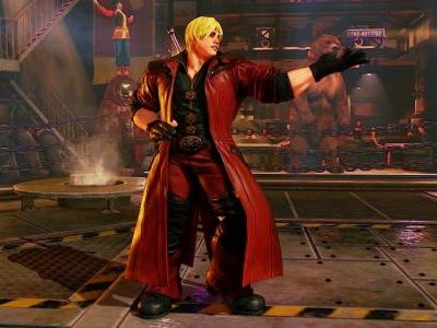 Thinly-veiled loot box system coming to Street Fighter V, along with Devil May Cry and Mega Man costumes