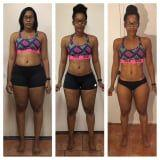 These 8 Weight-Loss Transformations Are Proof That Lifting Weights Won't Make You Bulky