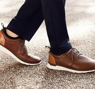 Johnston & Murphy's new waterproof shoe collection is great for business-casual dress codes - here's how 3 different styles feel