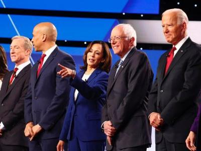 Here are the winners and losers of Tuesday's crowded Democratic presidential debate