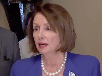 Pelosi Says She's Praying For Trump's Health After 'Very Serious Meltdown'