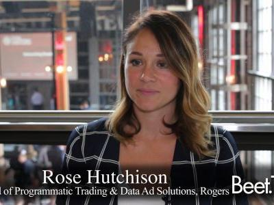 """Canada's Rogers Lights Up """"RED"""" For Addressable TV Ads"""