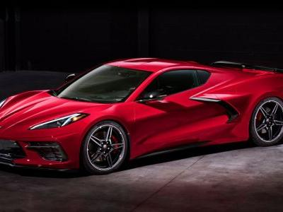 The Mid-Engined C8 Chevrolet Corvette Stingray Is Here With 488bhp, DCT 'Box