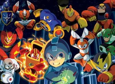 Capcom will catapult Mega Man to the big screen with a live-action movie