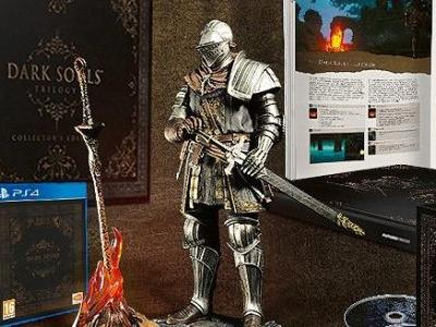 Preorder the European Dark Souls Trilogy Collector's Edition Right Now