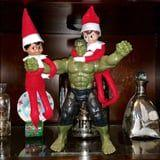 If You Move 2 Elves on the Shelf Every Day , These Multiple-Elf Ideas Are Too Good