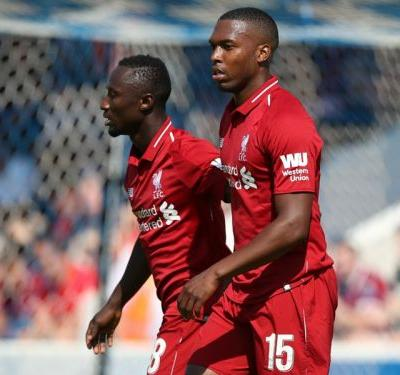 Liverpool new boy Keita grateful for Sturridge support
