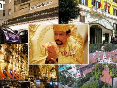 5-star hotels owned by the Sultan of Brunei deleted their social media after an intense backlash over Brunei's new law punishing homosexuality with death by stoning