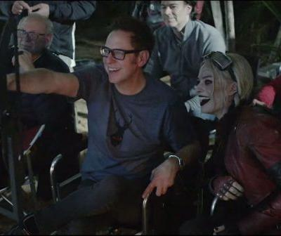 James Gunn Has Spoken to Marvel & DC About A Crossover Film