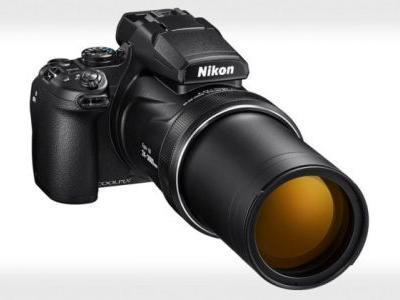 The Nikon P1000 Has a 24-3000mm Equivalent Lens