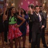 I Swear, John Mulaney Did This SNL Skit Because He Really Wanted to Dance the Cha-Cha Slide
