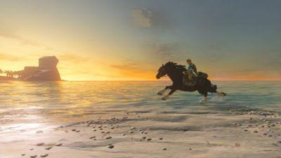 5 hours in Hyrule: Previewing 'The Legend of Zelda: Breath of the Wild'