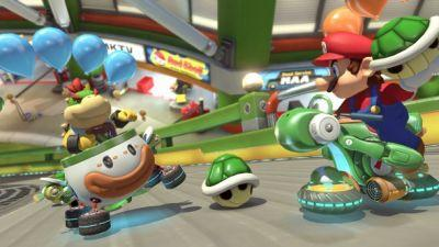 Today is your last day to pre-order Mario Kart for Nintendo Switch and save 20%