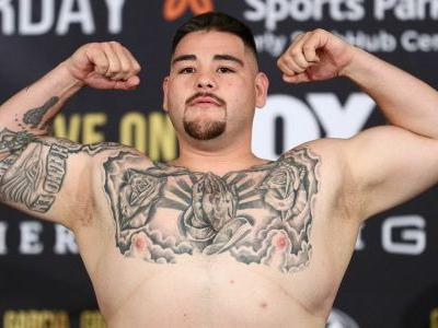 Andy Ruiz Jr. out to address 'unfinished business' in Anthony Joshua fight