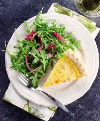 All About Quiche Lorraine