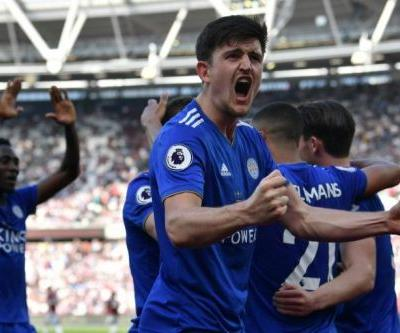 Maguire set for United move after clubs agree record fee: reports