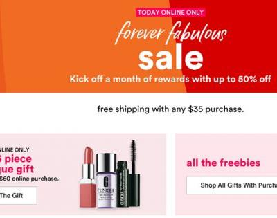 Ulta Forever Fabulous Sale | Today Only