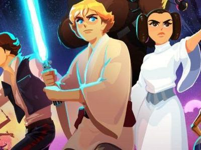 Star Wars Animated Shorts Will Relive Classic Moments