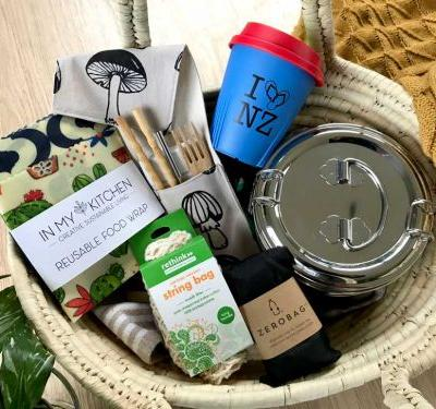 Be in to win a plastic-free, eco-living prize pack from In My Kitchen, valued at $130