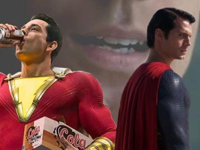 The Shazam! Cameo Could Have Redeemed Henry Cavill's Superman