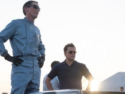Ford V Ferrari Trailer Races Matt Damon and Christian Bale in Remarkable True Story