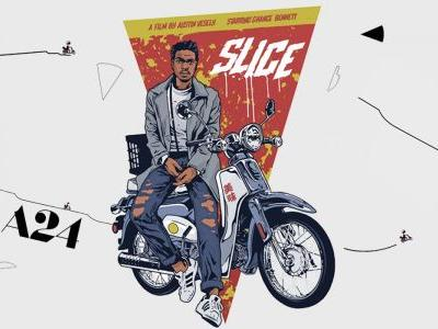 Horror-Comedy Slice Trailer Stars Zazie Beetz & Chance The Rapper